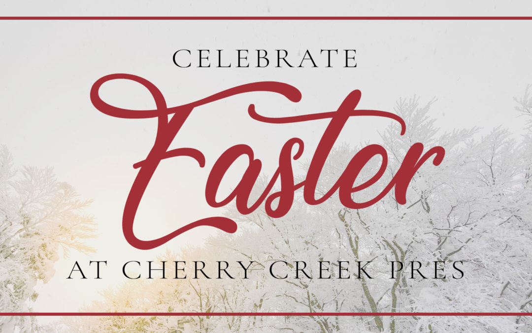 CCPC Easter 2018 Branding