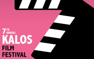 7th Annual Kalos Film Festival Branding