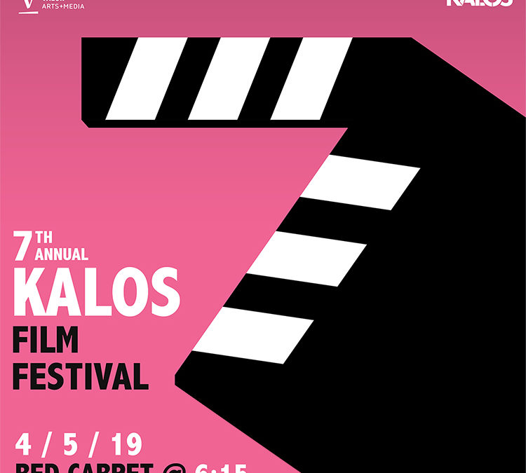7th Annual Kalos Film Festival Branding