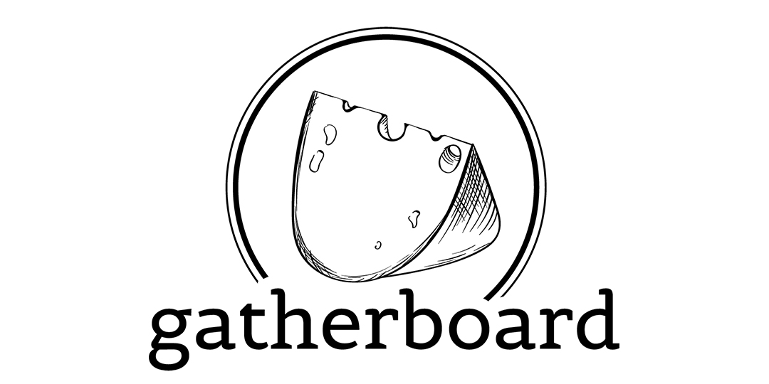 gatherboard logo stacked