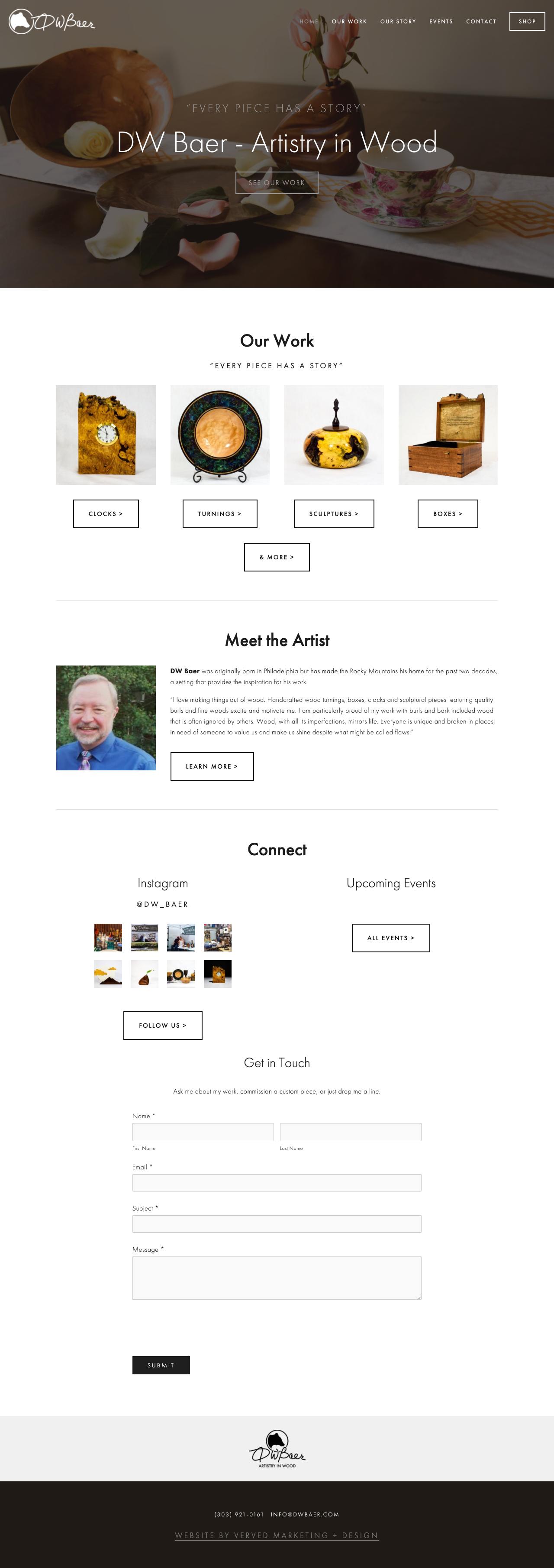 dwbaer.com